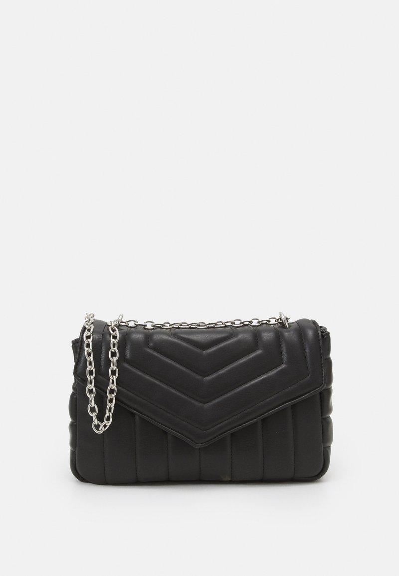 PARFOIS - CROSSBODY SIEN M SET - Across body bag - black