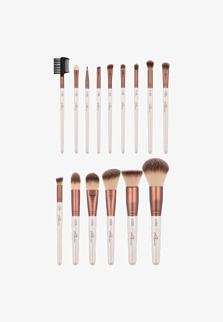 Luvia Cosmetics - BRUSH SET - Makeup brush set - prime vegan