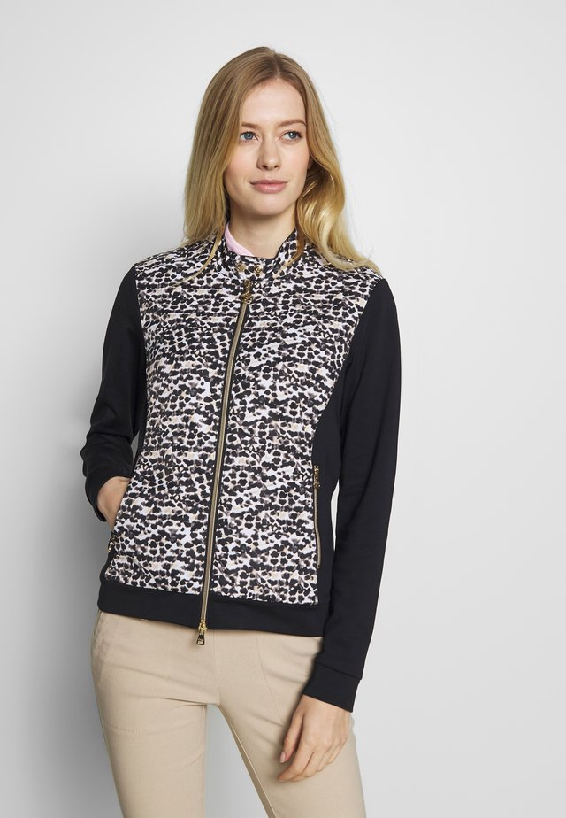 LEONIE JACKET - Veste sans manches - black