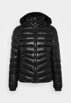 MENS - Down jacket - black