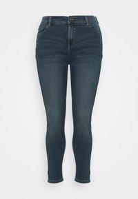 CAPSULE by Simply Be - Skinny džíny - vintage indigo - 4