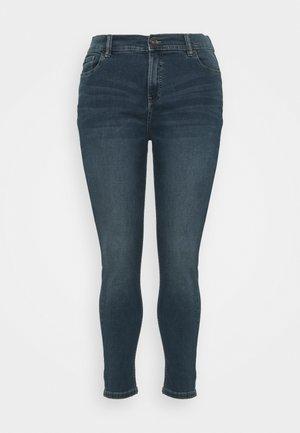 Skinny džíny - vintage indigo