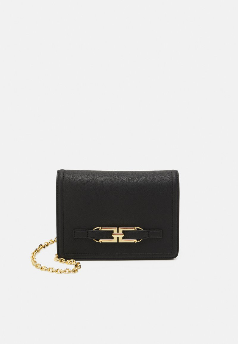 Elisabetta Franchi - WOMEN'S BAG - Across body bag - nero
