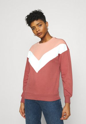 ONLASHLEY  - Sweatshirt - rose dawn