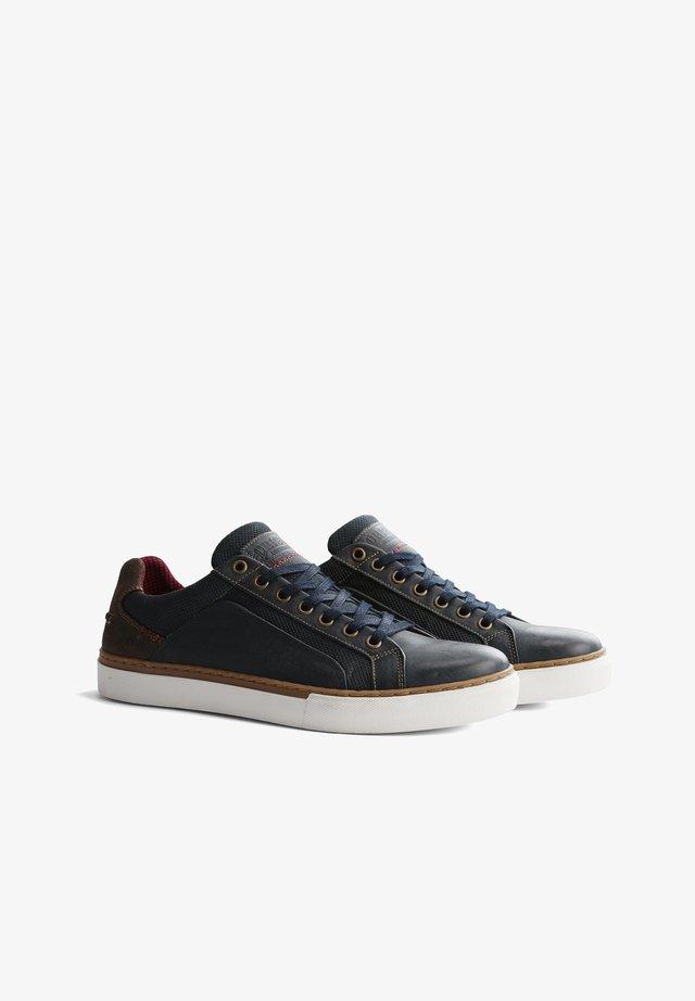 P.JOHNSON - Sneakers laag - blue