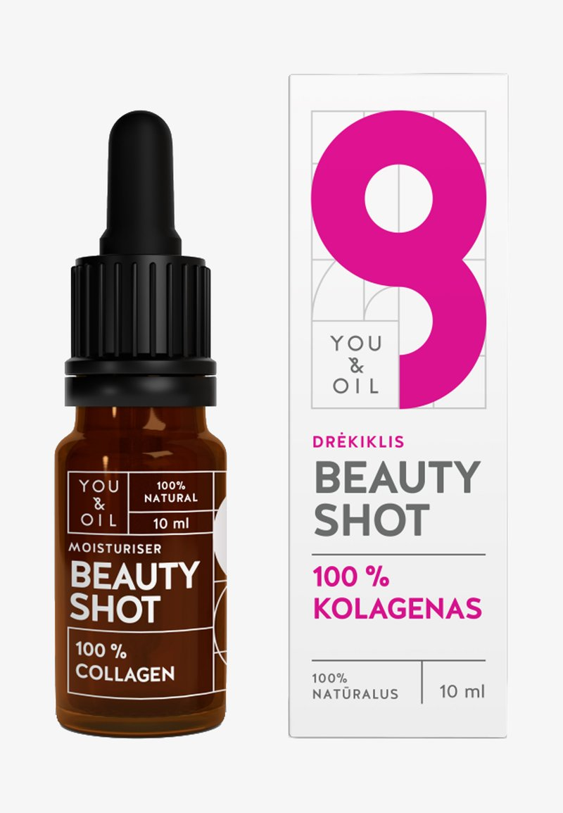 YOU & OIL - COLLAGEN MOISTURIZER - Serum - -