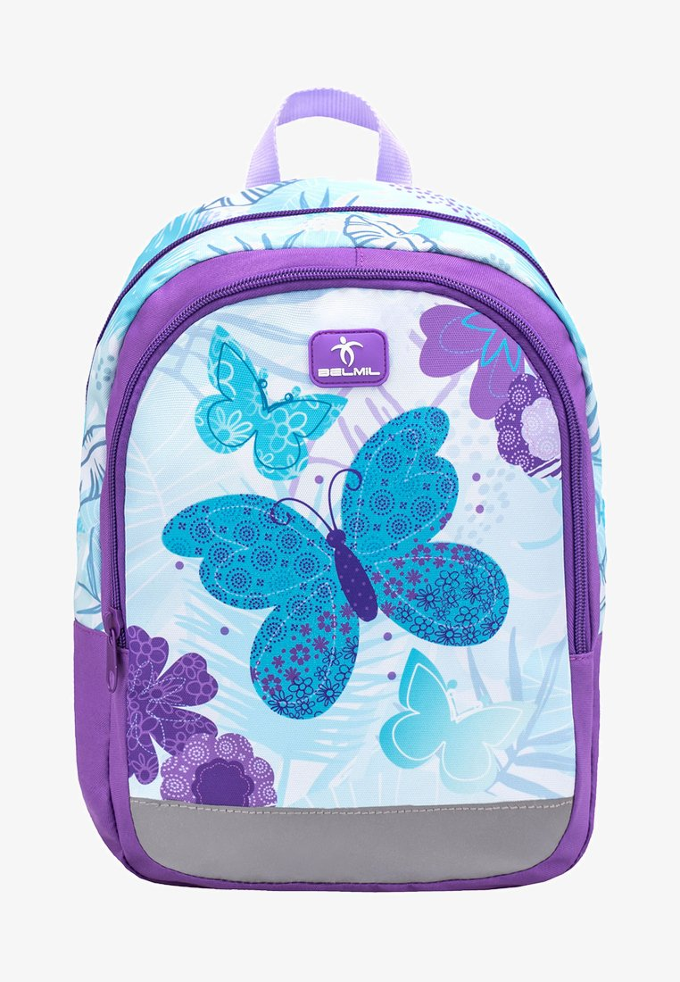 Belmil - KIDDY - Rucksack - purple/mottled light blue