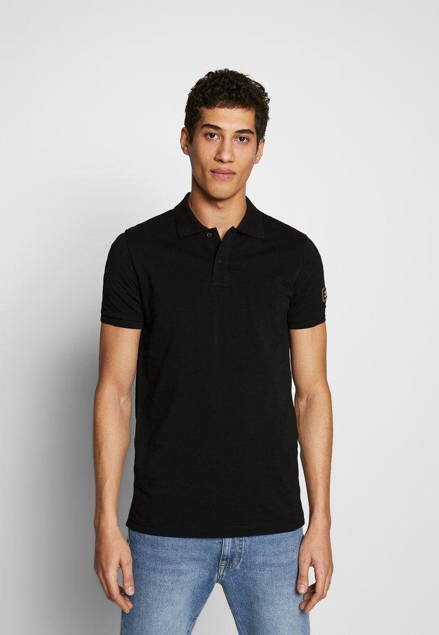 LOGO - Polo shirt - nero