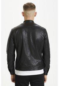 Matinique - Leren jas - black - 2