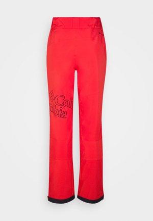 KICK TURNER INSULATED PANT - Snow pants - bold orange