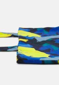 STUDIO ID - TOTE BAG M - Tote bag - multicoloured/blue - 3