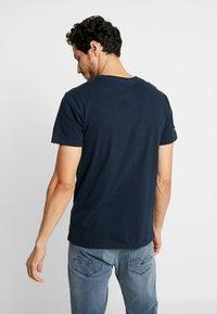 Superdry - TEE - Print T-shirt - eclipse navy - 2