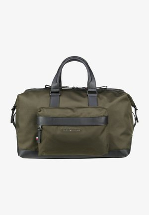 ELEVATED DUFFLE - Weekend bag - camo green