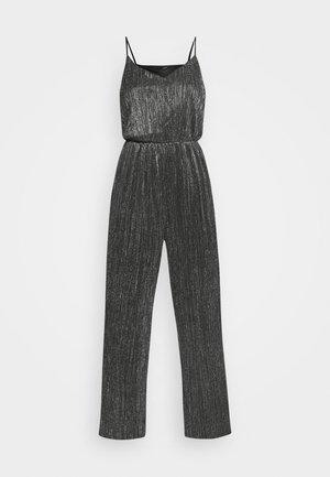VMJENIFER SINGLET JUMPSUIT  - Jumpsuit - black/silver