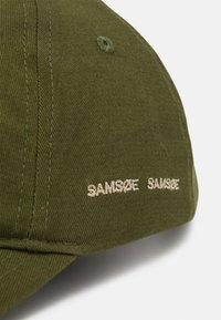 Samsøe Samsøe - ARIBO UNISEX - Keps - capulet olive - 3