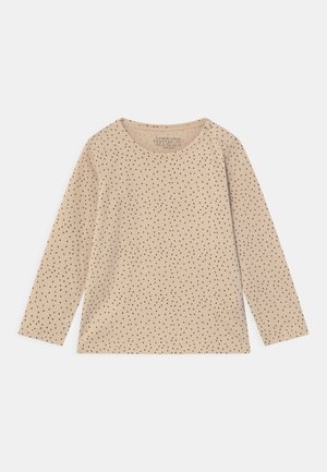 UNISEX - Long sleeved top - beige