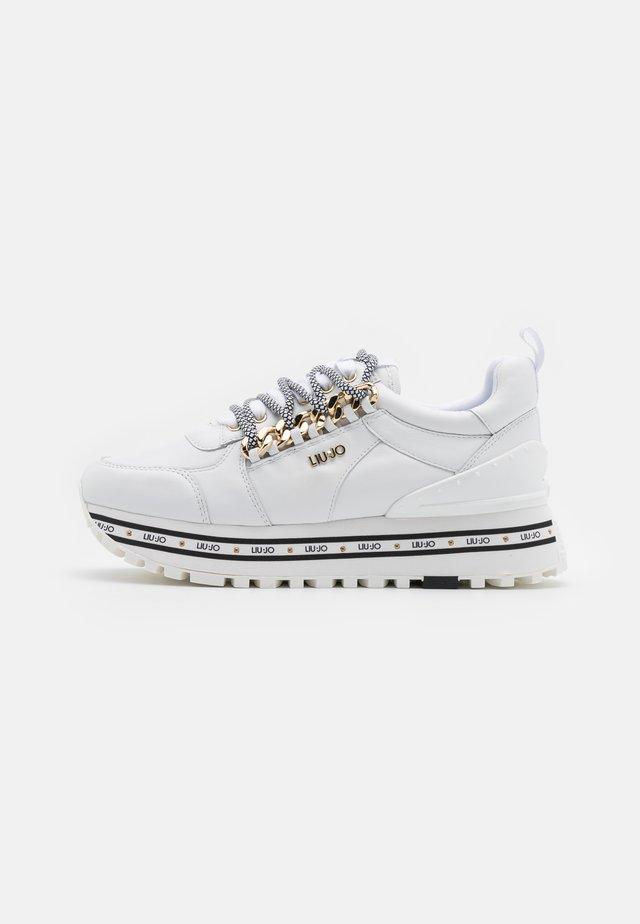 MAXI - Sneakers laag - white