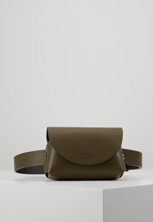 ALBENGA - Bum bag - ricella green