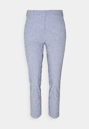 CANASTA - Trousers - azurblau