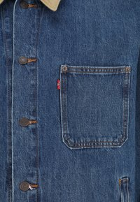Levi's® Plus - BIG STOCK TRUCKER - Denim jacket - blue - 2