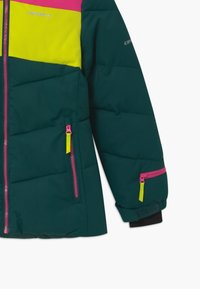 Icepeak - LAGES UNISEX - Snowboardová bunda - antique green - 3