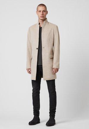 MANOR  - Classic coat - beige