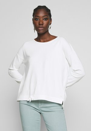 Sweatshirt - soft white