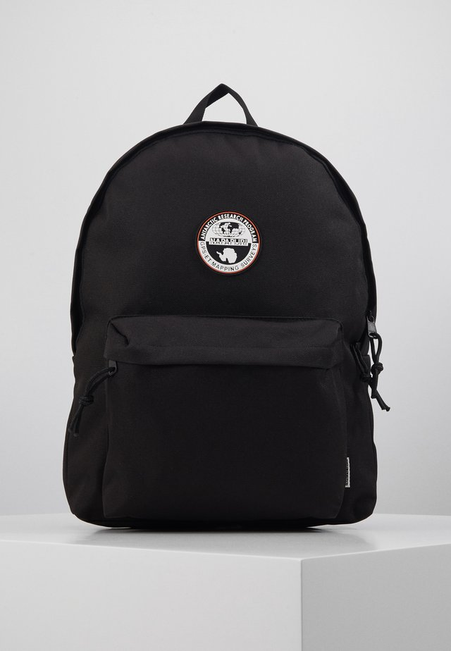 HAPPY DAYPACK - Ryggsekk - black