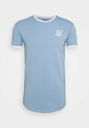 HERITAGE GYM TEE - Basic T-shirt - faded denim