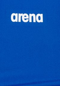 Arena - SOLID SWIM HIGH - Swimsuit - royal/white - 2