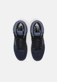 Diadora - RAPTOR MID UNISEX - Zapatillas altas - black iris - 3