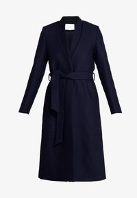 Zimní kabát - navy blue