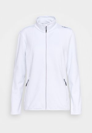 WOMAN JACKET - Fleecejakke - bianco