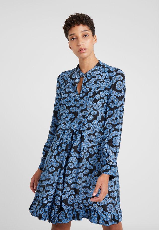 SOLVEJ - Day dress - silverlake blue