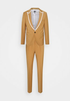 HYNES SUIT - Completo - mustard
