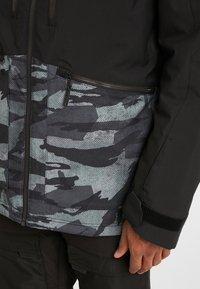 O'Neill - TEXTURE JACKET - Snowboard jacket - black out - 5