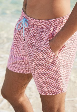 2 PACK - Swimming shorts - red