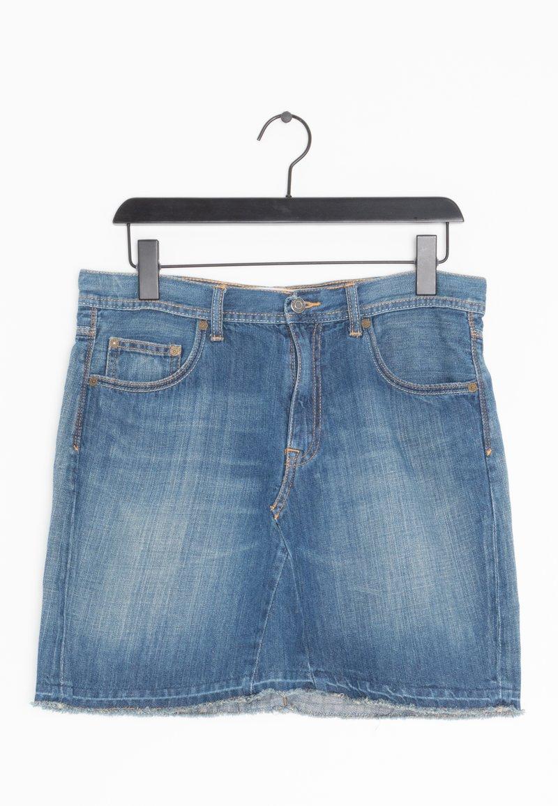 GAP - Spódnica trapezowa - blue