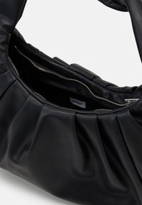 Weekday - POUCH BAG - Bolso de mano - black - 2