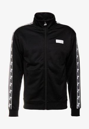 ATHLETICS CLASSIC TRACK JACKET - Sportovní bunda - black