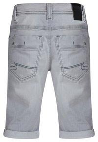 WE Fashion - Denim shorts - light grey - 1