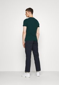 Superdry - TEE - Print T-shirt - pine green - 2