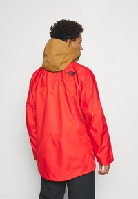 The North Face - BRIGANDINE FUTURELIGHT JACKET EVE - Ski jacket - flare/timbertan - 2