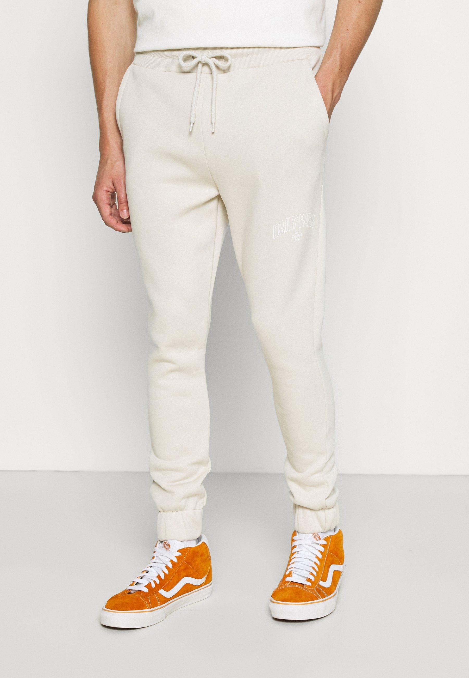 Homme COLLEGE PRINT UNISEX - Pantalon de survêtement