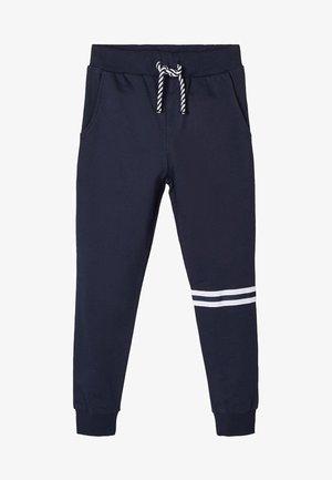 Teplákové kalhoty - dark sapphire