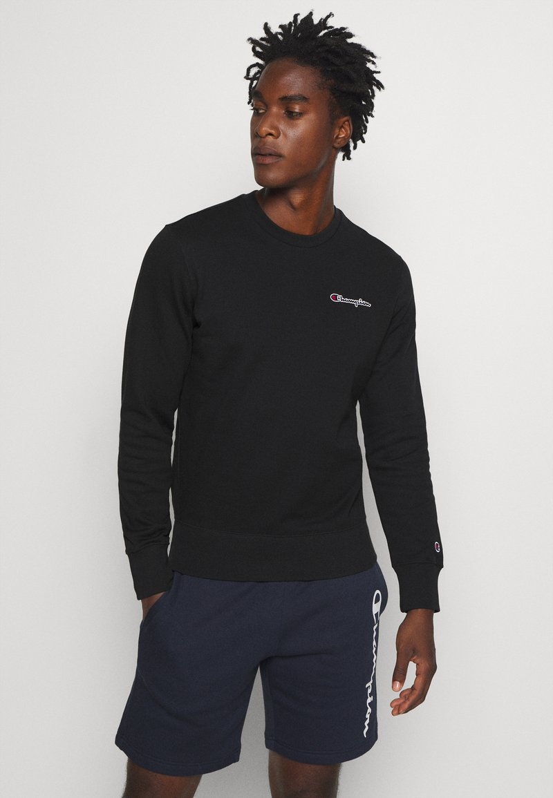 Champion - ROCHESTER CREWNECK  - Sweatshirt - black