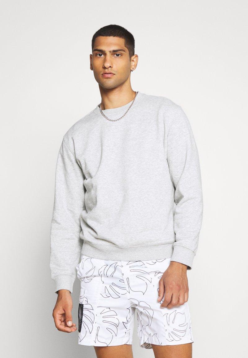 Weekday - STANDARD - Sweatshirt - grey melange