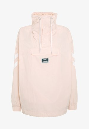 CALISTA OVERSIZED ANORAK - Větrovka - cloud pink