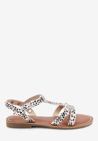 Next - TAN STUD LEATHER SANDALS (OLDER) - Sandals - multi-coloured - 2