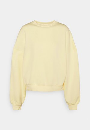 PERFECT CHUNKY - Sweatshirt - yellow